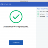 Download Malwarebytes (antivirus for malware)