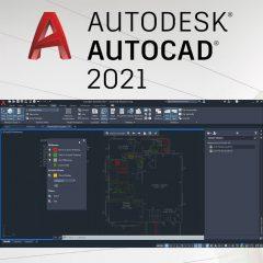 Autodesk AutoCAD 2021 Windows / 2021.0.1 macOS