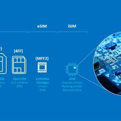 Perbedaan Antara SIM, eSIM & iSIM