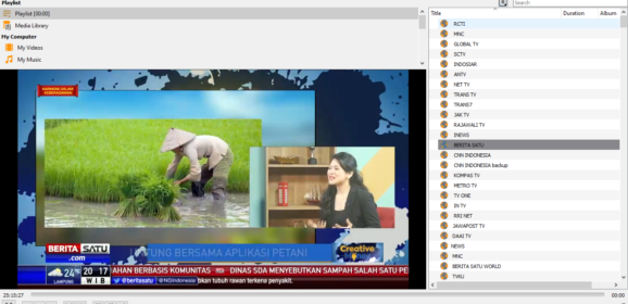 IPTV M3U Indonesia (Alternatif ZalTV 2020 Kode)