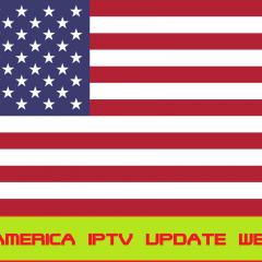 IPTV AMERICA/USA IPTV M3U playlist (weekly Update)