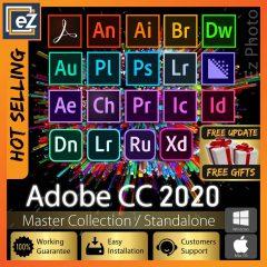Adobe Master Collection 2020 v5 Build 2020-6