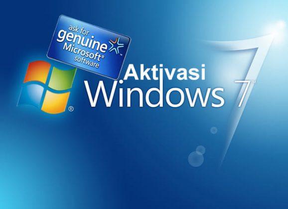 Tutorial Aktivasi Windows 7 Via Telepon (Product Key Original)