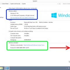 Aktivasi Windows 8.1 All Edition (Untuk Pelanggan AcakAcakanShop/Aestore_147)
