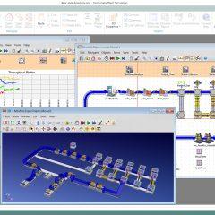 Siemens Tecnomatix Plant Simulation 16.0.3 (siemens Simulator)+ Process Simulate 16.0.1 + Jack 9.0 x64