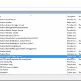 Memperbaiki Services Windows update yang menghilang